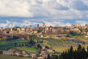 Luxury holiday villa in Orvieto Italy near Rome