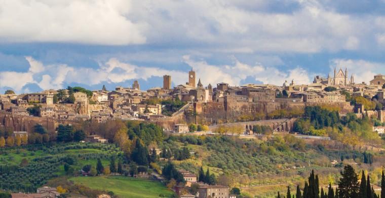 Luxury holiday villa in Orvieto Italy near Rome
